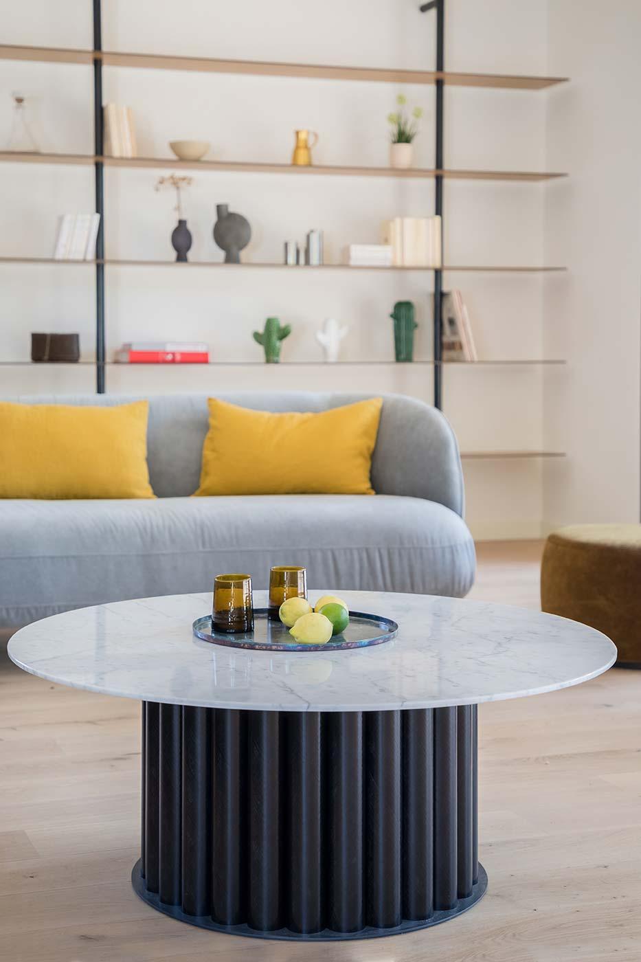 Rotonde coffee table