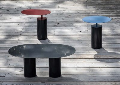 Tables collection Bijoux prototypes