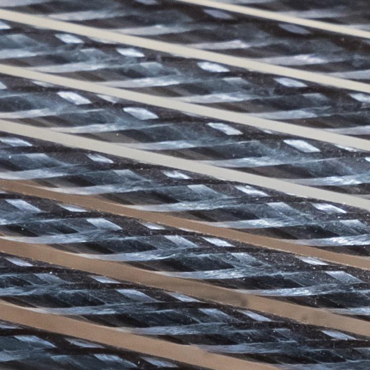 Twisted Carbon fiber tube